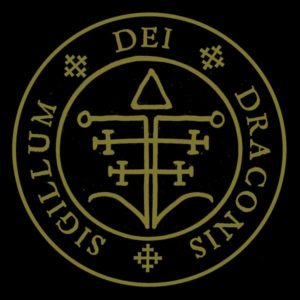 Sigillum Dei Draconis medallion logo